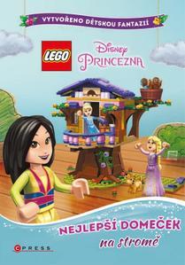 Obrázok LEGO Disney Princezna Nejlepší domeček na stromě