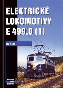 Obrázok Elektrické lokomotivy řady E 499.0 (1)