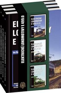 Obrázok Elektrické lokomotivy E 499.0