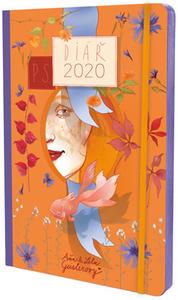Obrázok P.S. diář 2020