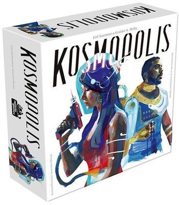 Obrázok Kosmopolis