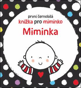 Obrázok První černobílá knížka pro miminko Miminka