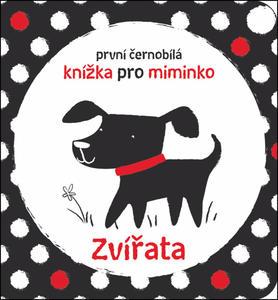 Obrázok První černobílá knížka pro miminko Zvířata