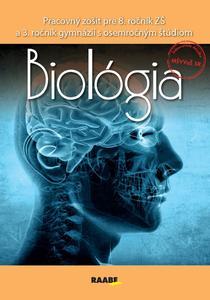 Obrázok Biológia Pracovný zošit pre 8. ročník ZŠ a 3. ročník gymnázií
