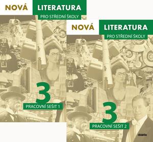 Obrázok Nová literatura pro střední školy 3 Pracovní sešit (dvě části)