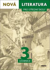 Obrázok Nová literatura pro střední školy 3 učebnice