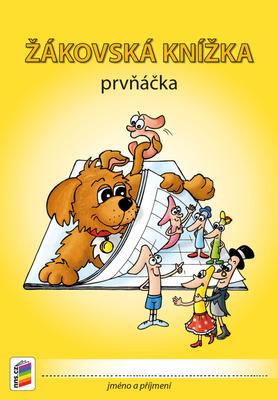 Obrázok Žákovská knížka prvňáčka