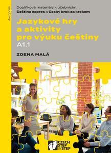 Obrázok Jazykové hry a aktivity pro výuku češtiny A1.1
