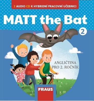 Obrázok MATT the Bat 2 CD k UČ