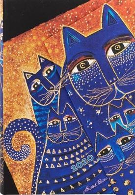Obrázok Diář Mediterranean Cats 2020 HOR