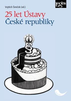 Obrázok 25 let Ústavy České republiky