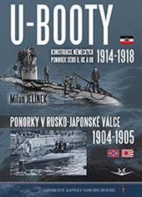 Obrázok U-BOOTY konstrukce německých ponorek sérií U, UC a UB