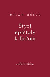 Obrázok Štyri epištoly k ľuďom (+ CD)