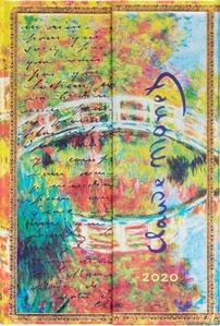 Obrázok Diář Monet, LettertoMorisot 2020 VSO