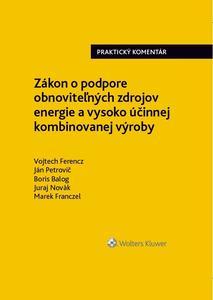 Obrázok Zákon o podpore obnoviteľných zdrojov energie a vysoko účinnej kombin. výroby