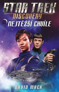 Obrázok Star Trek Discovery Nejtěžší chvíle