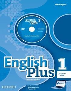Obrázok English Plus Second Edition 1 Teacher's Book with Teacher's Resource Disc