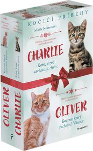 Obrázok Kočičí příběhy Oliver + Charlie