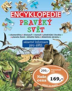 Obrázok Encyklopedie pravěký svět