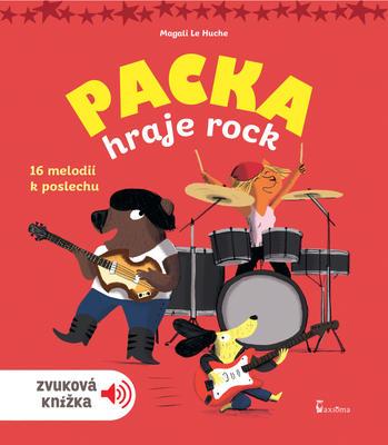 Obrázok Packa hraje rock
