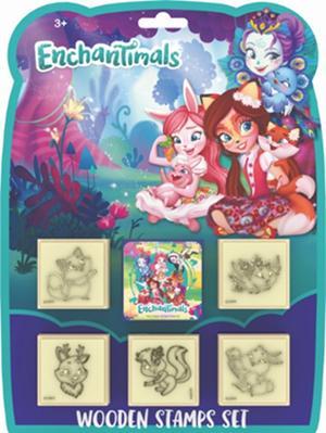 Obrázok Razítka 5+1 Enchantimals