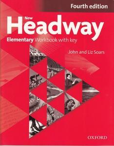 Obrázok New Headway Fourth Edition Elementary Workbook
