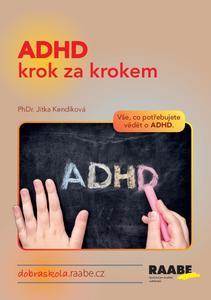 Obrázok ADHD krok za krokem