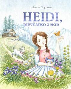 Obrázok Heidi, dievčatko z hôr