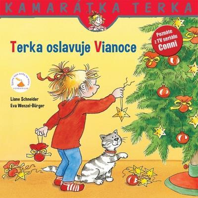 Obrázok Terka oslavuje Vianoce (Kamarátka Terka 15. diel)