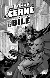 Obrázok Batman v černé a bílé