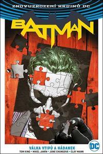 Obrázok Batman Válka vtipů a hádanek
