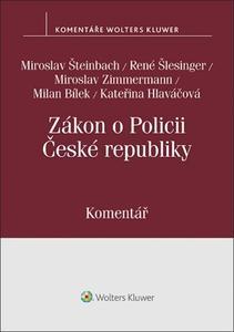 Obrázok Zákon o Policii České republiky