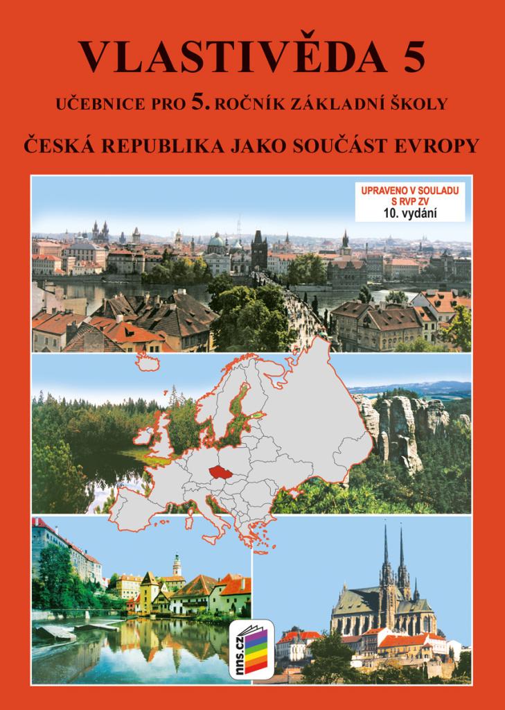 Vlastivěda 5 Česká republika jako součást Evropy