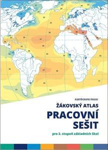 Žákovský atlas Pracovní sešit