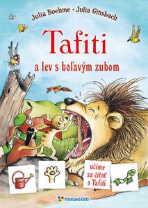 Obrázok Tafiti a lev s boľavým zubom (4. diel)