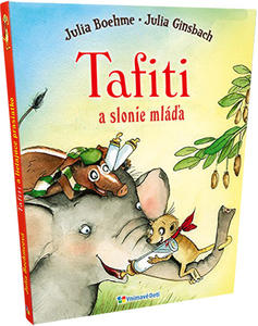 Obrázok Tafiti a slonie mláďa
