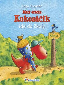 Obrázok Malý dráčik Kokosáčik ide do školy (Dráčik Kokosáčik 1. diel)