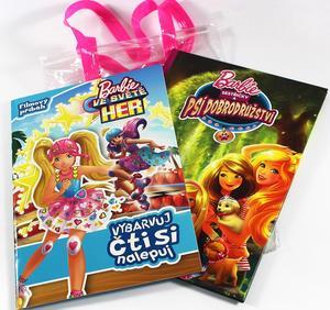 Obrázok Barbie Taška plná příběhů