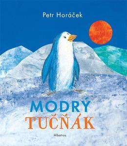 Obrázok Modrý tučňák