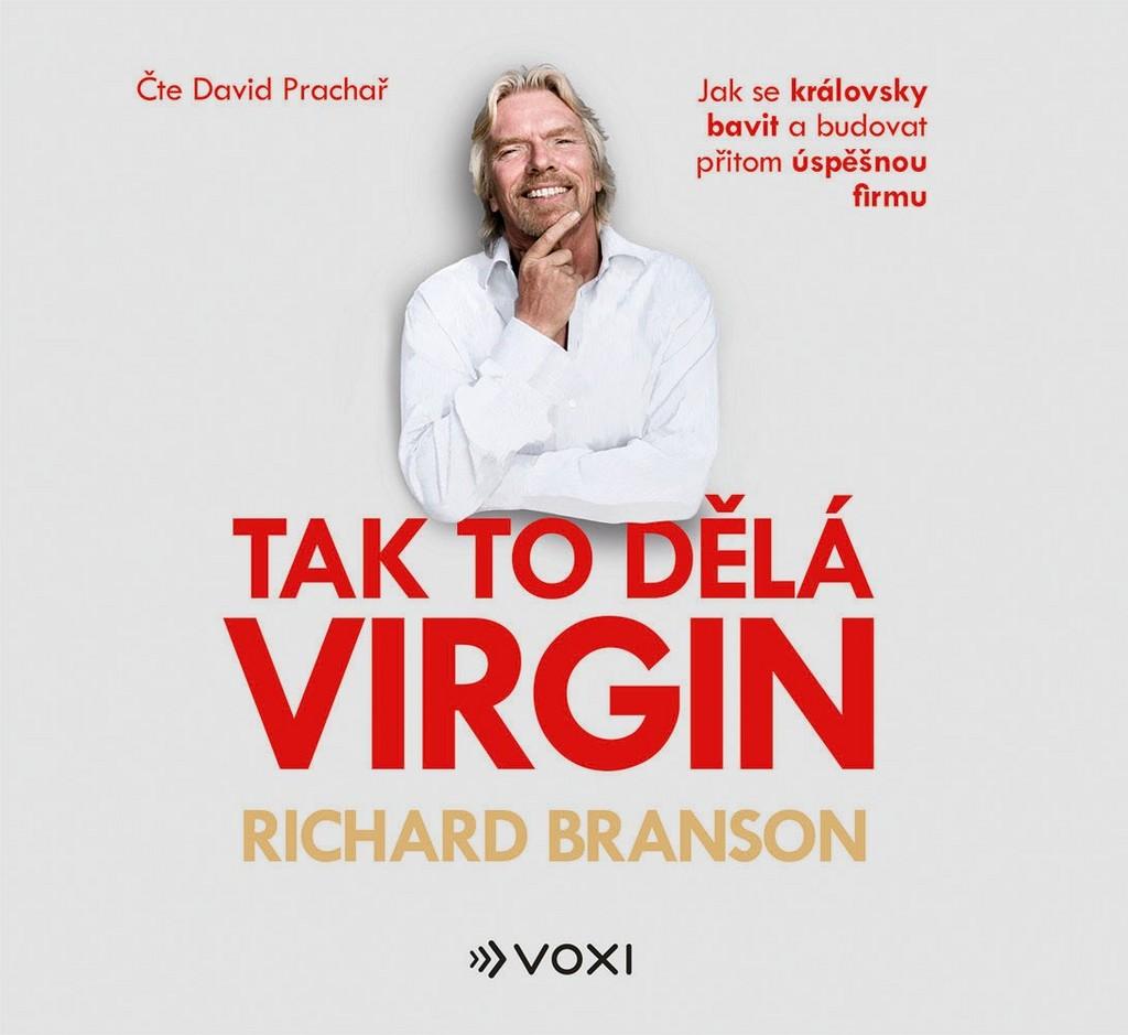 Tak to dělá Virgin - Richard Branson