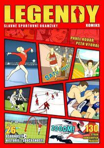 Obrázok Legendy Slavné sportovní okamžiky