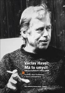 Obrázok Václav Havel Má to smysl