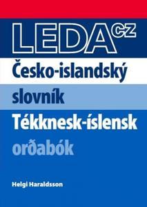 Obrázok Česko-islandský slovník