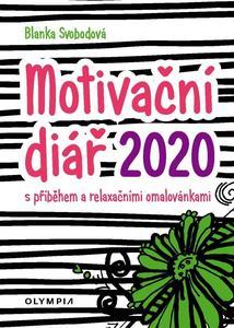 Obrázok Motivační diář 2020