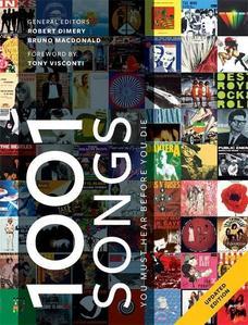 Obrázok 1001 Songs You Must Hear Before You Die