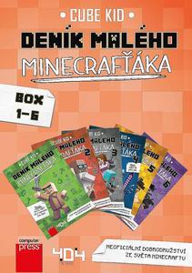 Obrázok Deník malého Minecrafťáka