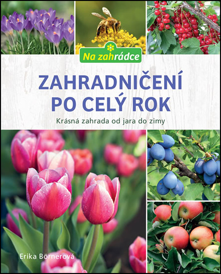 Zahradničení po celý rok - Erika Börnerová