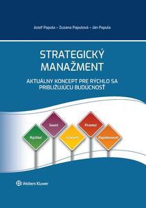 Obrázok Strategický manažment