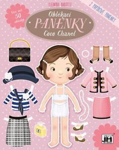 Obrázok Oblékací panenky Coco Chanel