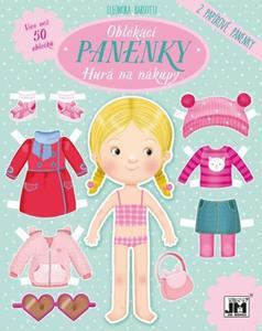 Obrázok Oblékací panenky Hurá na nákupy
